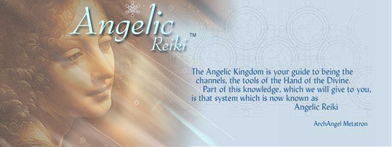 Angelic Reiki UK